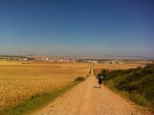 2011-07-15 Camino Santiago Ramond uitzicht