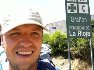 2011-07-15 Camino Santiago Ramond Granon