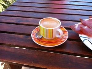 nice café con leche