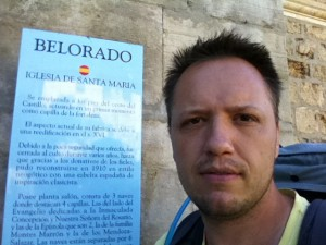 arrived in Belorado