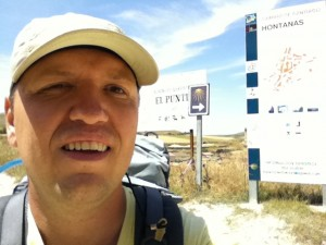 Camino de Santiago Ramond Hontanas