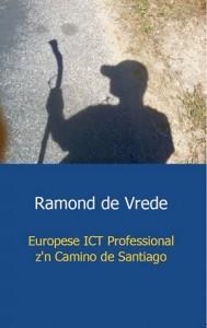 cover Europese ICT Professional z'n Camino de Santiago
